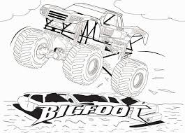Bigfoot Monster Truck Coloring Pages Printable 4127 | KHOABAOVE Kn Printable Coloring Pages For Kids Grave Digger Monster Truck Page And Coloring Pages Free Books Bigfoot Page 28 Collection Of Max D High Quality To Print Library For Birthday Transportation Cool Kids Transportation Line Art Download Best Drawing With Blaze Boy