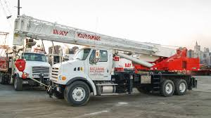 TT 300 Rentals In NY, NJ, CT, RI & MA - Bay Crane
