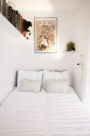 So Your Bedrooms Not Much Bigger Than Bed Heres How To Make It Work