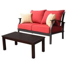 Allen Roth Patio Furniture Cushions by How To Make An Indoor Outdoor Cushion Allen Roth Red Cushions
