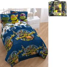 Ninja Turtle Toddler Bed Set by Toddler Bedding