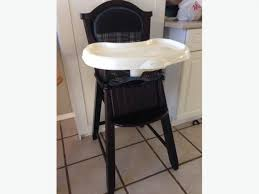 Eddie Bauer High Chair Tray by Eddie Bauer Ridgewood Classic Wood High Chair West Shore Langford