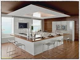 modele de cuisine en l idee ilot cuisine beautiful brillant idee ilot central cuisine