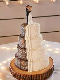 7 Rustic Country Inspired Wedding Cakes For Your Big Day