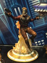 Marvel Gallery Star Lord Statue Toy Fair 2017