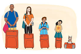 Packing For A Family Vacation Isnt Easy Besides Keeping On Top Of Your Own List You Must Anticipate The Needs Children Who Dont Pack Themselves