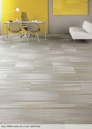 shaw ecoworx modular tile carpet with ecosolution q yarn