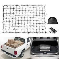Cargo Net MICTUNING 5'x7' Heavy Duty Truck Bed Bungee Nets Stretches ... Truck Cargo Net Corner With Carabiner Attachment Bed With Elastic Included Winterialcom Organize Your 10 Tools To Manage Pickups Cargo Nets Truck Bed Net Regular 48x60 Gladiator Heavyduty Diy For Diy Ideas 36 X 60 Extended Minitruck 12 Ft Hd Mesh Princess Auto Covercraft Original Performance Series Webbing Suppliers And Manufacturers At
