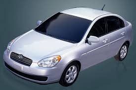 2006 Hyundai Accent Overview