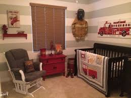 Amazing Fire Truck Baby Bedding Designer : Faith King Bed - Fire ...
