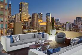 100 Chicago Penthouse Vondom At The Terrace Of The Bachelor Pad Penthouse In