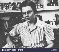 Katharine Burr Blodgett January 10 1898 October 12 1979 Was An American Physicist And Chemist Known For Her Work On Surface Chemistry In Particular