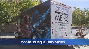 100 Mobile Boutique Truck Identity Stolen Dumped With Merchandise Missing