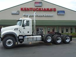 100 Tri Axle Heavy Haul Trucks For Sale Kentuckianas Premier Truck Center Truck Sales In Clarksville IN