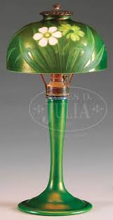Fenton Fairy Lamp Insert by 44 Best Cameo Glass Painted Lamps Images On Pinterest Antique