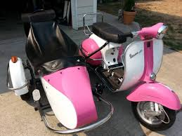 Find This 1968 Vespa VBB 150 With Sidecar For Sale In Undisclosed WA 6995 Via Craigslist