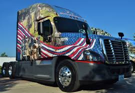 U.S. Xpress Launches Military Hiring Initiative, Unveils Custom ... Unfi Careers Decker Truck Line Inc Fort Dodge Ia Company Review California Overland Us Xpress Approved To Join Veteran Hiring Program 5 Reputation Myths About Drivers Now Hiring In The Mcleod Express Brookston In Northeast Trucking Company Adds Tail Farings Cut Fuel Zdnet Freightliner Unveils Revamped Resigned 2018 Cascadia Navajo Trucking Pictures Truck Trailer Transport Freight Logistic Diesel Mack Supply Chain Solutions Fleet Outsourcing Canada Cartage Photos Six New Militarythemed Tractors And Their Drivers