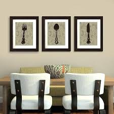 Etsy Wall Art Dining Room New Love This Kitchen Or Print Trio By
