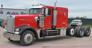 1999 Kenworth W900 Semi Truck | Item G7405 | SOLD! June 23 T...