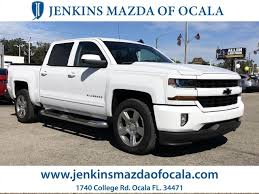 100 Used Trucks Ocala Fl 2018 Chevrolet Silverado 1500 For Sale Gainesville M5075A