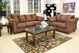 The Shasta Chocolate Living Room Collection