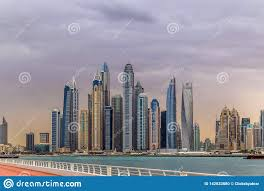 100 Skyline Residence Amazing View Of Jumeirah Beach And Dubai Marina