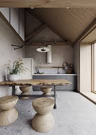100 Contemporary Small House Design Small House With Natural Color Palette And