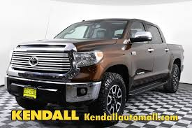 Pre-Owned 2015 Toyota Tundra 4WD Truck LTD In Nampa #D480762A ...