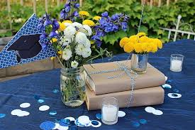 Graduation Table Decorations To Make by Easy Graduation Centerpiece Ideas Graduation Centerpiece Ideas