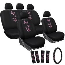 100 Ram Truck Seat Covers OxGord Polyester Set 24 In L X 21 In W X 40 In H 17
