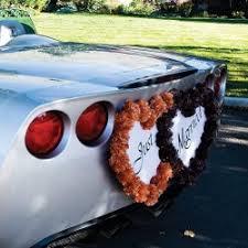 décoration de voiture de mariage notre gamme ici décorations