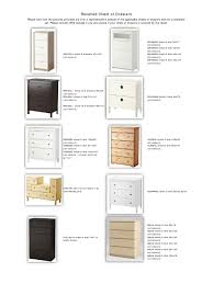 Ikea Brusali Chest Of Drawers by Ikea Recalled Chest Of Drawers June 28 2016