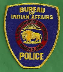 bia bureau of indian affairs bia bureau of indian affairs tribal patch us patches