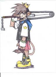 Sora Halloween Town Keyblade by The Kingdom Hearts Series Retrospective Connecting The Missing