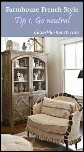 Country French Style Living Rooms by 127 Best Farmhouse Decorating Images On Pinterest Country Decor