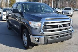 100 4wd Truck PreOwned 2015 Toyota Tundra 4WD SR5 Pickup In Buford B0287