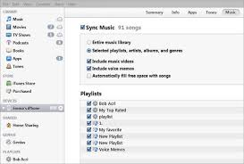 How to Transfer Playlist from iTunes to iPhone