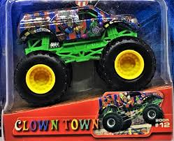 Amazon.com: 2005 Hot Wheels 1:64 Scale Monster Jam Monster Truck ... Monster Jam Grave Digger 24volt Battery Powered Rideon Walmartcom Amazoncom Hot Wheels 2017 Release 310 Team Flag Truck Toys Buy Online From Fishpdconz Us Wltoys A979b 24g 118 Scale 4wd 70kmh High Speed Electric Rtr Big 110 Model 4ch Rc Tri Band Wheels Shark Diecast Vehicle 124 Sound Smashers Bestchoiceproducts Best Choice Products Kids Offroad Shop Cars Trucks Race Wltoys 12402 112th Scale 24ghz Games Megalodon Decal Pack Stickers Decalcomania Zombie Radio Rc Remote Control Car Boys Xmas
