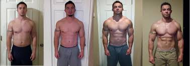 My Before And After Px Results Weight Loss