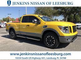 100 Used Nissan Titan Trucks For Sale 2017 Leesburg FL XT3312A