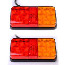 2 X 12V LED Rear Tail Stop Light Indicator Lamp Truck Trailer Lorry ... 2 Led 4 Round Truck Trailer Brake Stop Turn Tail Lights With Red 2007 Ford F150 Upgrades Euro Headlights And Truckin 6 Oval 10 Diode Light Wgrommet Plugpigtail Amazoncom Toyota Pick Up 41988 Lens Lenses Signal Tailgate 196772 Gm Billet Digitails Close Of Tail Lights On A Fire Truck Stock Photo 3956538 Alamy New 2x Led Indicator 24v Waterproof Spyder 042012 Chevy Colorado Hilux Pickup 4x2 4x4 89 95 Clear Red 42008 Recon Smoked 264178bk W Builtin Flange 512
