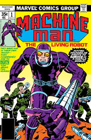 Machine Man 1 19 1978 1981