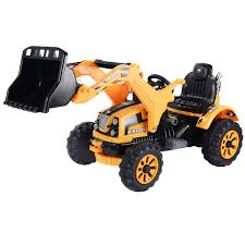 100 Truck Loader 10 Day Presell 12V Battery Powered Kids Ride On Excavator With
