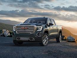 2019 Gmc Sierra First Look Kelley Blue Book With Regard To 2019 Gmc ...