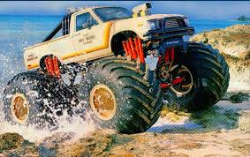 100 Biggest Monster Truck Pin By Joseph Opahle On Old School Monsters Pinterest S
