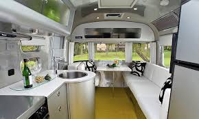 104 22 Airstream For Sale Christopher Deam Brings S Interior Up To Date Q A The New York Times