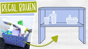 regal selbst bauen ganz einfach für bad küche büro diy diefrickelbude