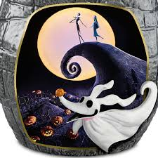 Nightmare Before Christmas Bathroom Set by Amazon Com The Nightmare Before Christmas Cookie Jar With Jack