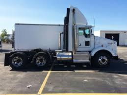 2014 Kenworth T800 Daycab - Fedex Trucks For Sale