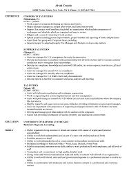 Tax Intern Resume Samples